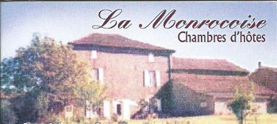 La Monrocoise - Chambres d'hôtes
